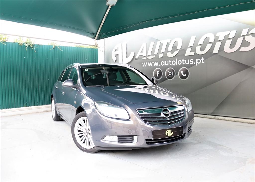 Opel Insignia ST 2.0 COSMO