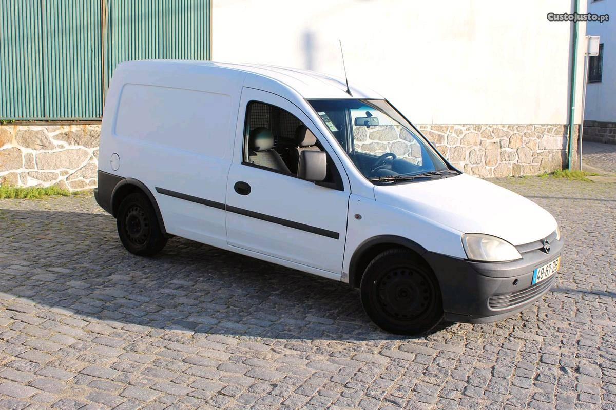 Opel Combo opel combo 1.3 Cdti C Outubro/04 - à venda -