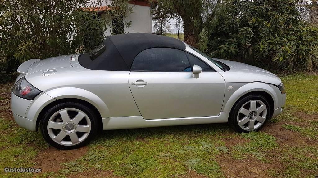Audi TT roadster 225 Quattro Março/00 - à venda -