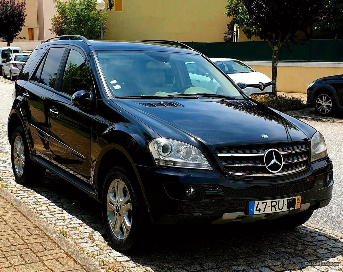 Mercedes-Benz ML 280 CDI - 4MATIC Junho/08 - à venda -