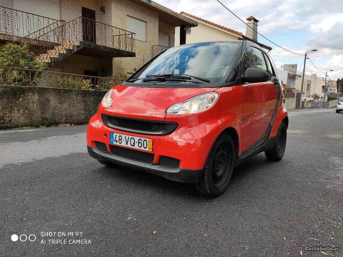 Smart ForTwo 0.8 CDi 45CV Maio/07 - à venda - Ligeiros