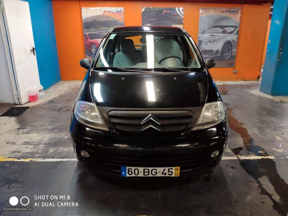 Citroën C3 1.1 SX 81milkns Maio/06 - à venda - Ligeiros