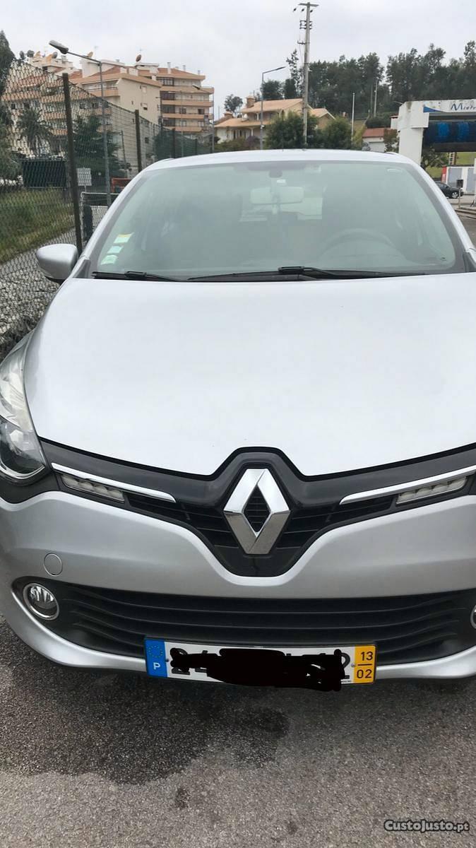Renault Clio 0.9 TCE Fevereiro/13 - à venda - Ligeiros