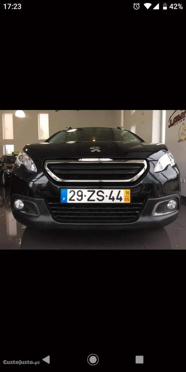 Peugeot  Blues hdi Allure Abril/16 - à venda - Ligeiros
