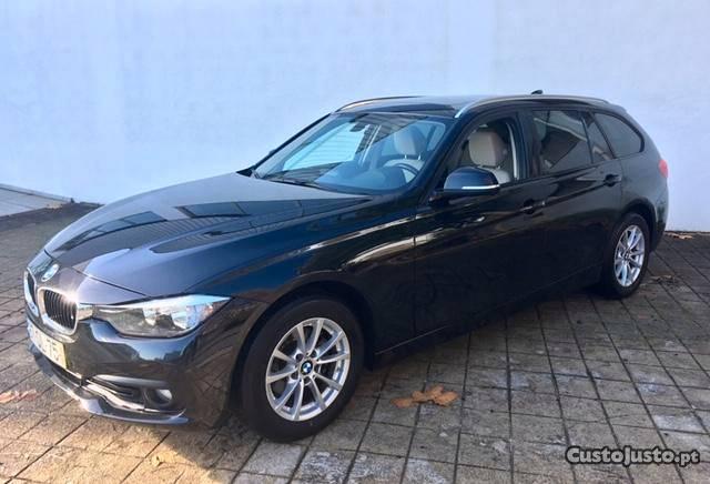 BMW 318 D Tour  cv Setembro/15 - à venda - Ligeiros