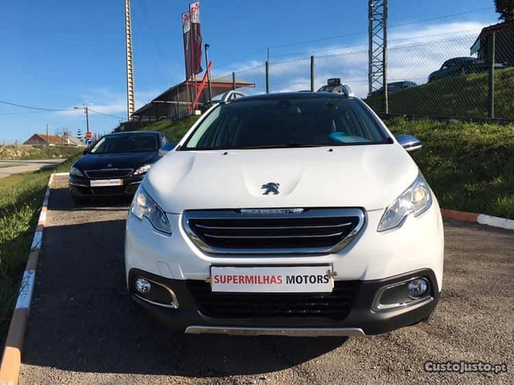 Peugeot  Maio/16 - à venda - Ligeiros Passageiros,