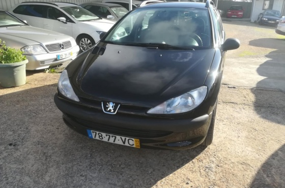 Peugeot 206 SW 1.1 - Auto D. Henrique - Com. de Veiculos