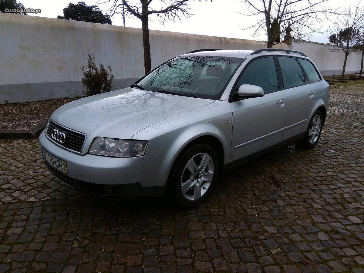 Audi A4 Avant 1.9 TDI 130cv Fevereiro/03 - à venda -
