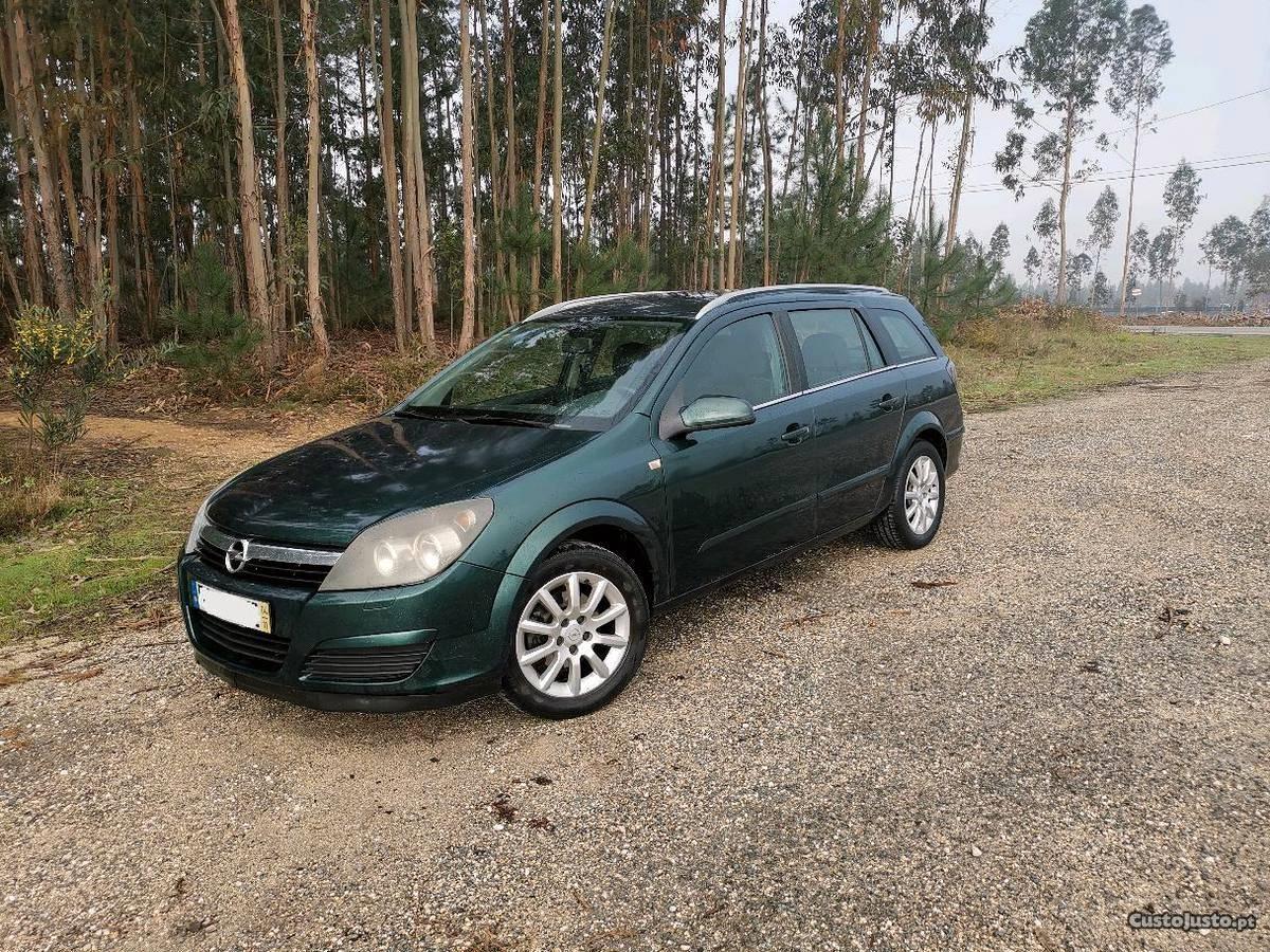 Opel Astra Caravan 1.7 CDTi Elegance Novembro/04 - à venda