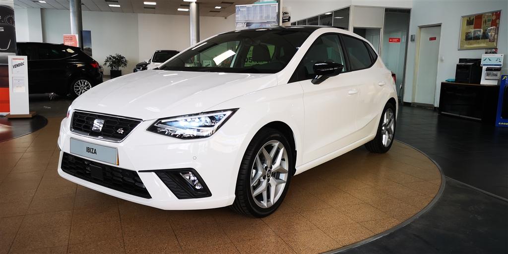 Seat Ibiza 1.0 EcoTSi FR (115cv) (5P)