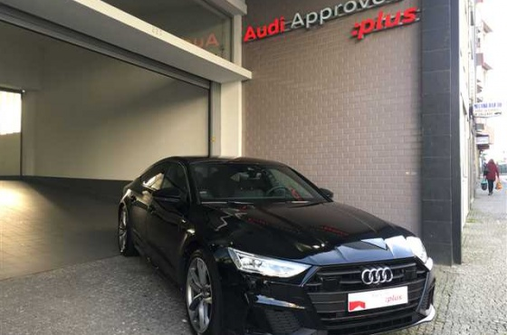 Audi A7 sportback 40 TDI S tronic - GOCIAL SGPS