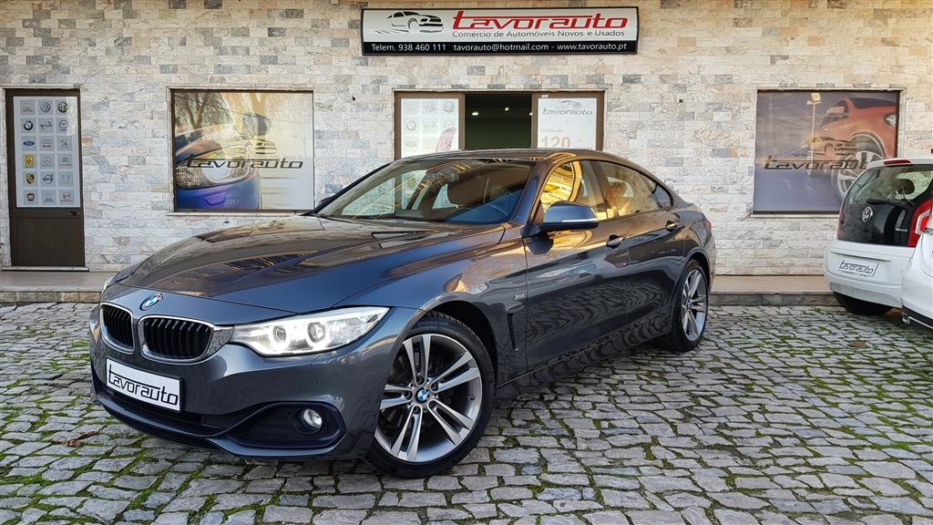 BMW Série 4 Gran Coupé 420 d Gran Coupé xDrive Line