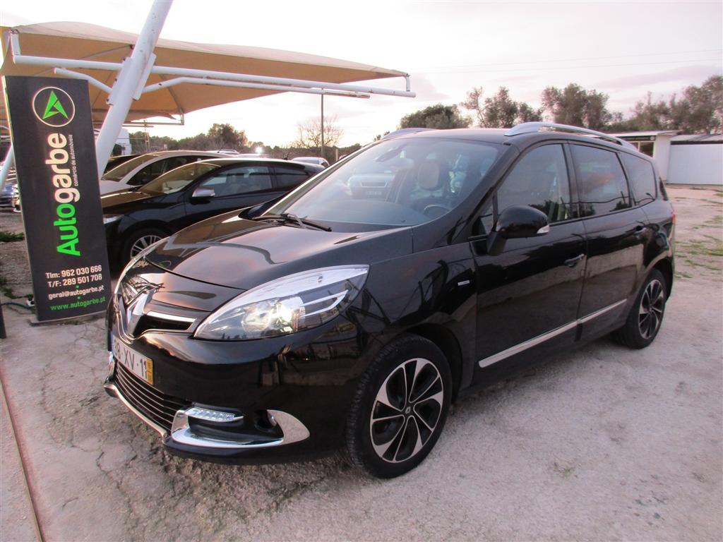 Renault Grand Scénic 1.6 dCi Bose Edition SS (130cv)