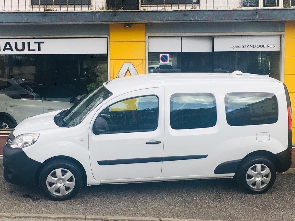 Renault Kangoo MAXI 5L DCI 90