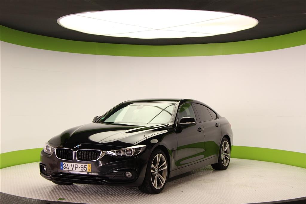 BMW Série 4 Gran Coupé 420 d Line Sport Auto (190cv)