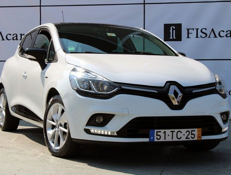 Renault Clio DCI LIMITED