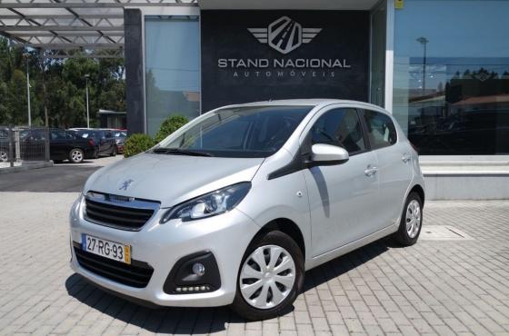 Peugeot  VTI ACTIVE - Stand Nacional