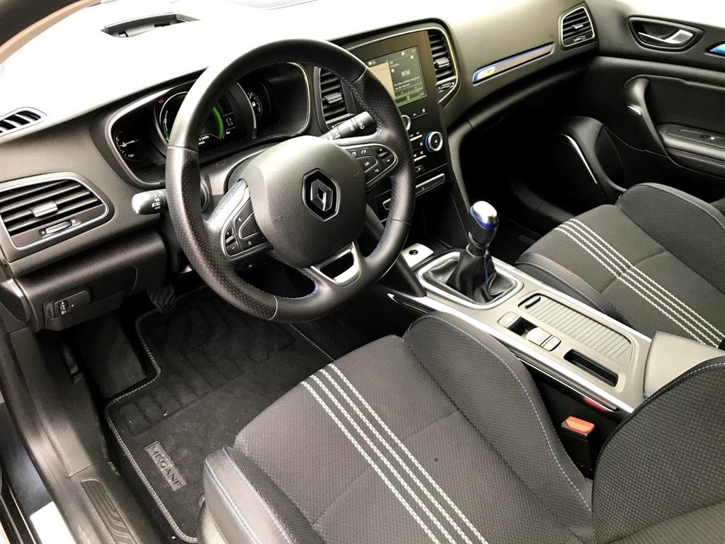 Renault Mégane ST 1.5 DCI GT-Line