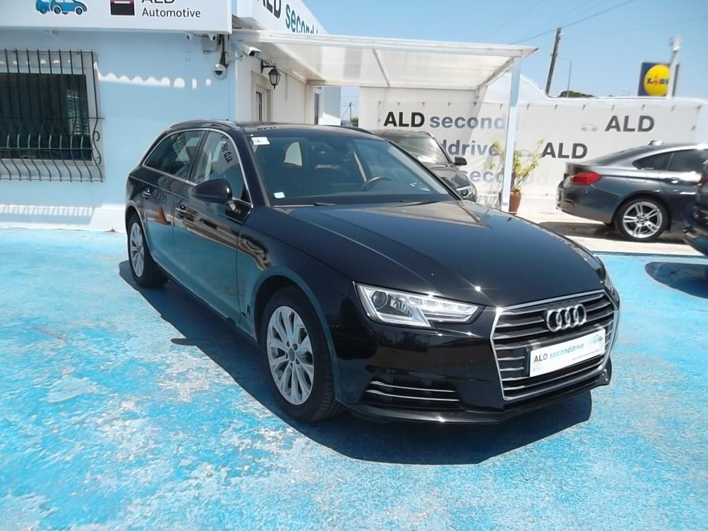 Audi A4 A. 2.0 TDI Design (150cv) (5p)