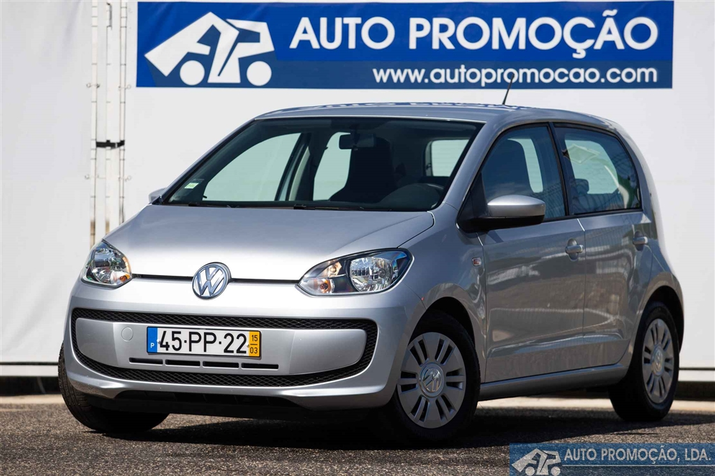 Volkswagen Up 1.0 BlueMotion Move Up! Aut (60cv) (5p)