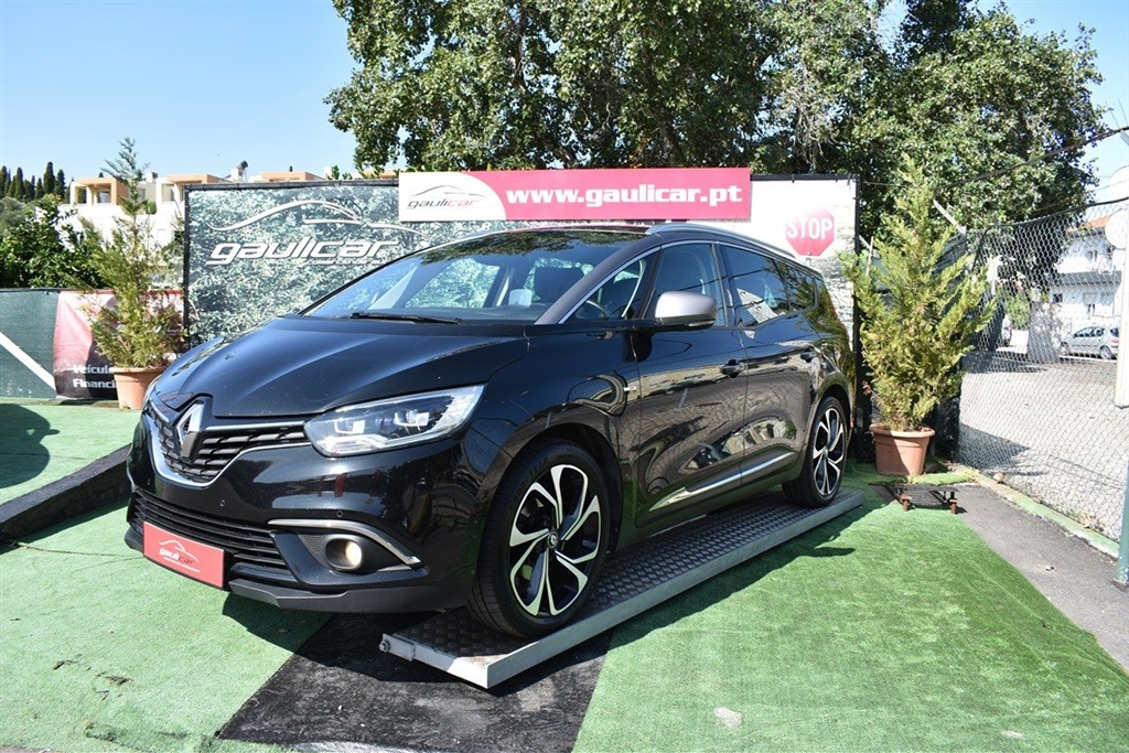 Renault Grand Scénic 1.5 dCi Bose Edition EDC