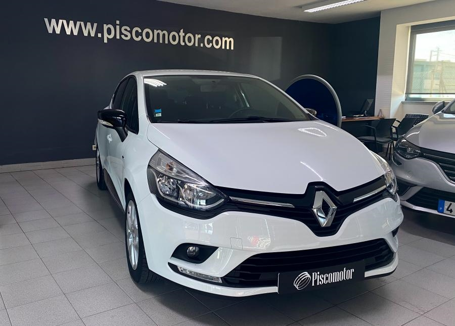 Renault Clio Limited dci