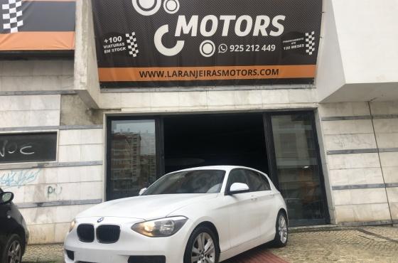BMW 116 D Edition - Laranjeiras Motors Lda.