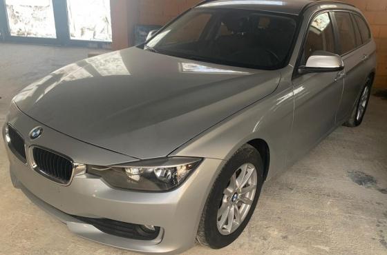 BMW 318 D Touring 2.0 - Laranjeiras Motors Lda.